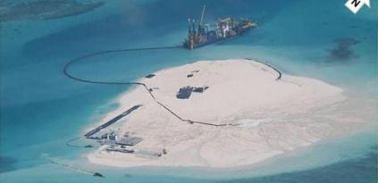 Quá muộn để Mỹ ngăn Trung Quốc cải tạo đất trên biển Đông?