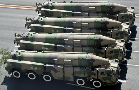 Trung Quốc triển khai tên lửa DF-21D đến Quảng Đông để làm gì?