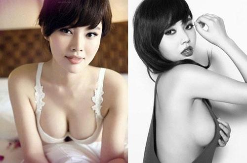"""Sức hút """"khó cưỡng"""" của người đẹp ngực khủng số 1 Trung Quốc"""