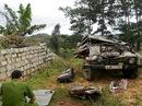 Điều tra vụ tai nạn làm chết 5 quân nhân ở Quảng Nam