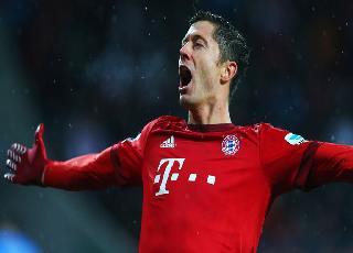 Tâm điểm Real Madrid vs Bayern Munich: Cậy cả vào Lewy