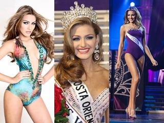 Vẻ đẹp nóng bỏng của tận hoa hậu Venezuela