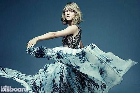 Taylor Swift xinh đẹp và cuốn hút trên tạp chí
