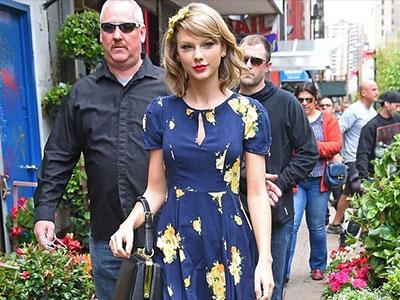 """Taylor Swift phải thuê vệ sĩ vì bị """"fan cuồng"""" dọa giết"""