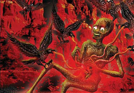 Tại sao cửa địa ngục mở trong 'tháng cô hồn'?