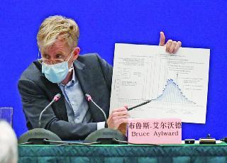 Đại diện WHO: 'Thế giới mắc nợ Vũ Hán'