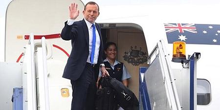 TT Úc sang Mỹ bàn cách khống chế Trung Quốc?