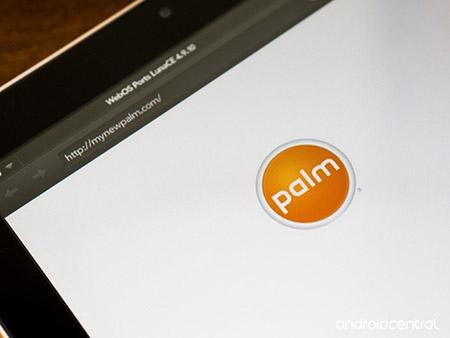 """Thương hiệu huyền thoại Palm sắp """"hồi sinh"""" trên điện thoại Android"""