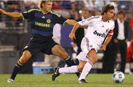 Pirlo: Tôi từng suýt đến Chelsea