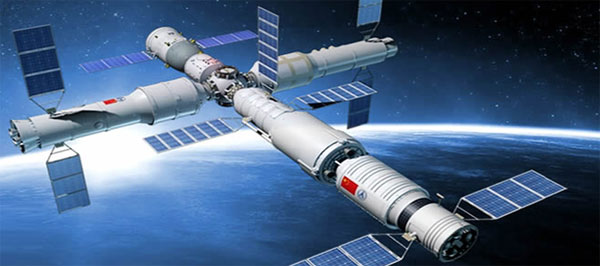 Đến năm 2022, Trung Quốc sẽ có trạm vũ trụ quốc tế đầu tiên