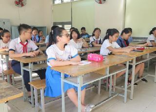 Trường THPT duy nhất tại TPHCM tuyển sinh bằng khảo sát năng lực