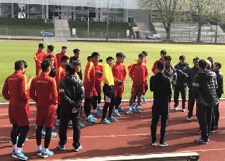 U20 Việt Nam trả giá sau chiến thắng đậm trước U21 Roda JC