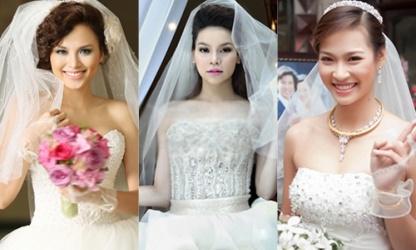 Uẩn khúc 3 mỹ nhân Việt lấy chồng nhưng không thừa nhận