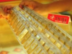 Đầu tuần, giá vàng lên 38,35 triệu đồng/lượng