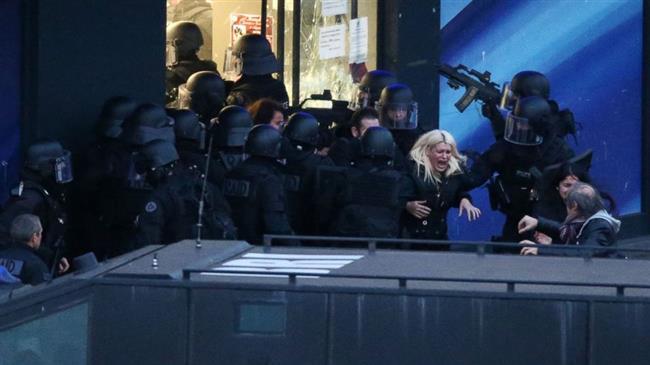 Vụ việc ở Paris là mở đầu của một chiến dịch khủng bố châu Âu